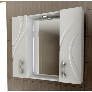 Зеркальный шкаф Vigo Mirella №36-1000