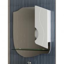 Зеркальный шкаф Vigo Callao №26-550-Пр без электрики