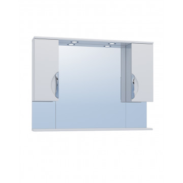 Зеркальный-шкаф Callao 1000 со спотом №19-1000