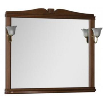 Зеркало Aquanet Николь 110 орех 180521