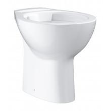 Унитаз приставной GROHE Bau Ceramic 39431000, безободковый, альпин-белый