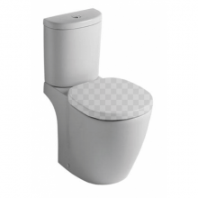 Унитаз Ideal Standard Connect Cube E803601 + Е785601