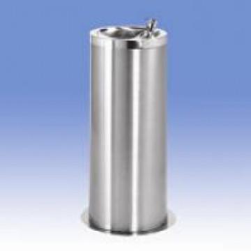 Фонтан питьевой, напольный,Sanela с нажимной арматурой, Ø 345 мм, высота  650 мм SLUN 23M