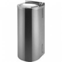 Фонтан питьевой, напольный, Sanela с нажимной арматурой, 350х360х800 мм SLUN 43