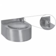 Фонтан питьевой Sanela подвесной, автоматический, с ИК датчиком,  с питанием от батарейки 9 В SLUN 62EB