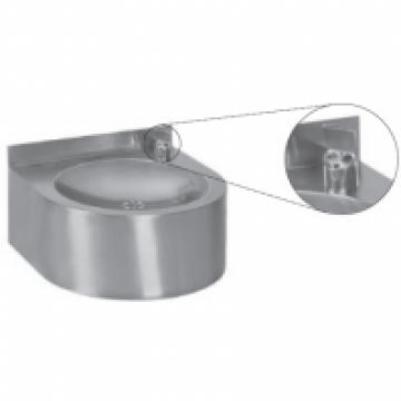 Фонтан питьевой Sanela подвесной, автоматический, с ИК датчиком, питание 24 В пост. SLUN 62E