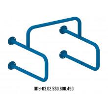 Поручень для инвалидов Инва для писсуара ППУ-03.02.530.600.490
