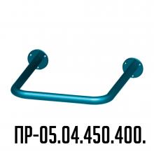 Поручень для инвалидов Инва для раковины нижний ПР-05.04.450.400