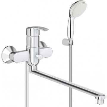 Смеситель для ванны Grohe /немецкие с душем/ Multiform 3270800А