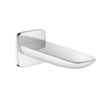 Излив на ванну Hansgrohe PuraVida хром/белый 15412400