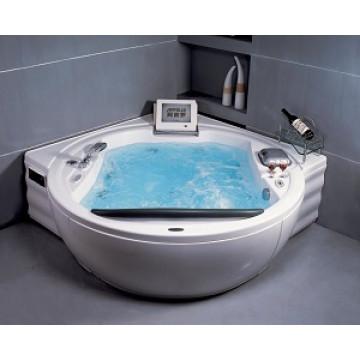 Акриловая ванна Appollo AТ-0935B 180х180x72 с гидромассажем