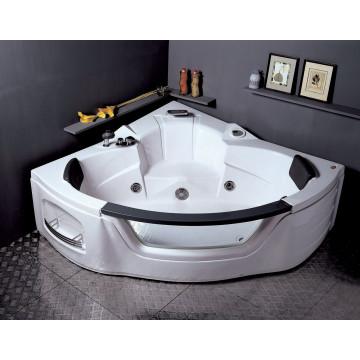Акриловая ванна Appollo A-0917W 150х150х66 с гидромассажем