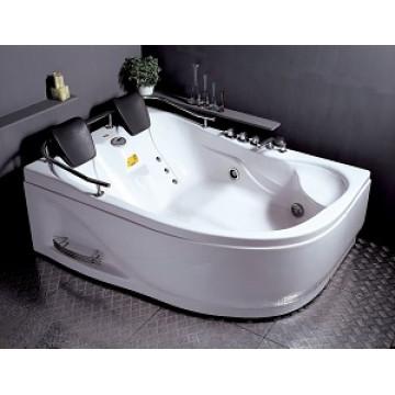 Акриловая ванна Appollo A-0929L 180х125х66 с гидромассажем