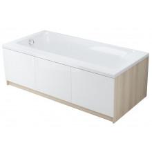 Акриловая ванна Cersanit Smart 170X80 левая WP-SMART*170-L