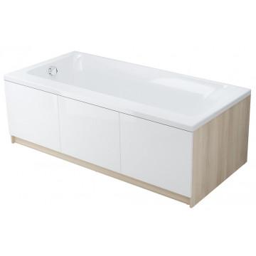 Акриловая ванна Cersanit Smart 170X80 правая WP-SMART*170-R