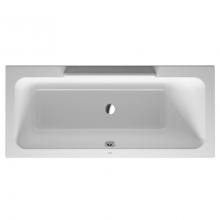 Акриловая ванна Duravit STARCK NEW 170x75x46 700297000000000