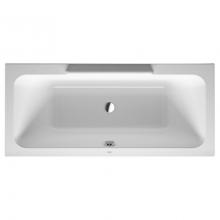 Акриловая ванна Duravit Durastyle 180x80x46 700298000000000