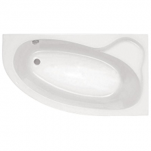 Акриловая ванна Сантек Эдера 170x110 WH111994 правая