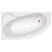 Акриловая ванна Сантек Эдера 170x110 WH111995 левая