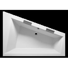 Акриловая ванна Riho Doppio арт. BA9100500000000, 180x130 см, левая