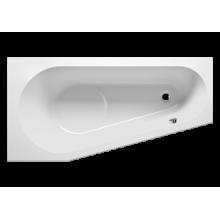 Акриловая ванна Riho Delta 160 арт. BB8200500000000, 160x80 см, правая
