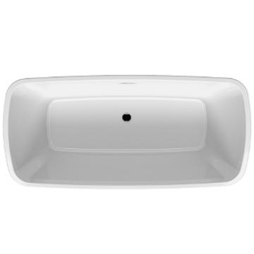 Акриловая ванна Riho ADMIRE FS 168 арт. BD0300500000000, 180x84 см, слив-перелив в подарок!