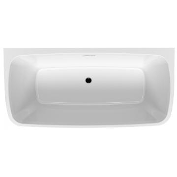 Акриловая ванна Riho ADORE 180 арт. BD0400500000000, 180x86 см, слив-перелив в подарок!