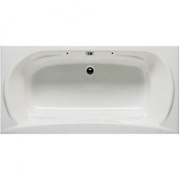 Чугунная ванна Roca Akira 2325G000R 170х85 с отверстиями под ручку
