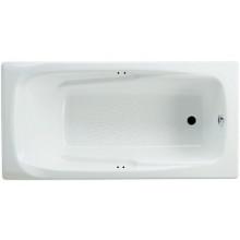 Чугунная ванна 170х85 Roca Ming 2302G000R с отверстиями под ручки