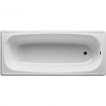 Стальная ванна BLB Europa B40E 140х70