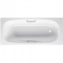 Стальная ванна BLB ANATOMICA B75U 170x75 с ручками