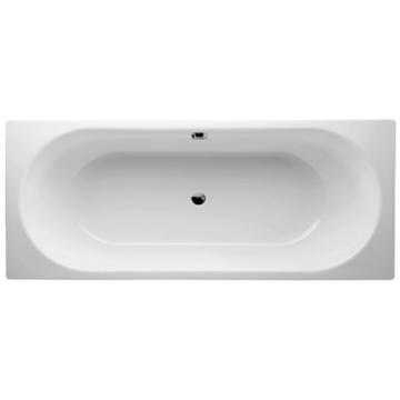 Стальная ванна Bette BETTESTARLET 180x80 1630-000 Plus (антигрязевое покрытие)