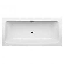 Стальная ванна Bette BETTEONE 180x80 3313 AR с антискользящим покрытием