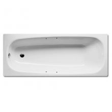 Стальная ванна Bette BETTEFORM SAFE 3710-000 2GR 170x75 с отверстиями под ручки