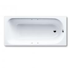Стальная ванна Kaldewei SANIFORM PLUS STAR 337 Easy-clean с отверстиями под ручки