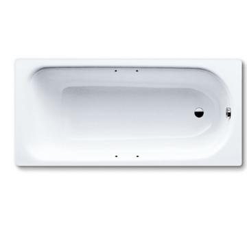 Стальная ванна Kaldewei SANIFORM PLUS STAR 337 180x80 Standard с отверстиями под ручки