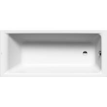 Стальная ванна Kaldewei PURO 170х80 691 Easy-clean