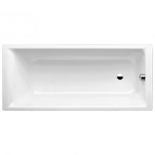 Стальная ванна Kaldewei PURO 180х80 653 Easy-clean