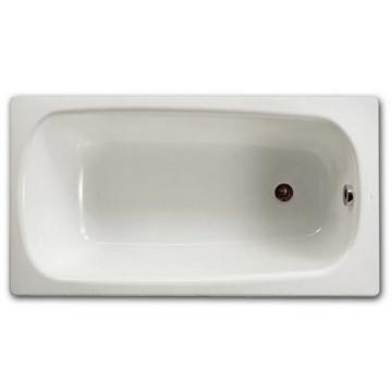 Стальная ванна Roca CONTESA 100х70 212107001 с ножками в комплекте