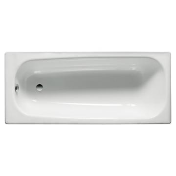 Стальная ванна Roca CONTESA 120х70 212106001 с ножками в комплекте