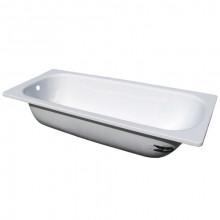 Стальная ванна White Wave Стандарт (Караганда) 150x75