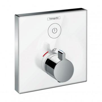 Термостат с запорным вентилем Hansgrohe ShowerSelect 15737400