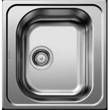 Кухонная мойка Blanco Tipo 45 525320, нержавеющая сталь