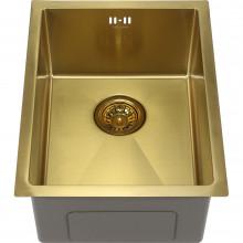 Мойка кухонная Melana ProfLine D5138HG сатин золото
