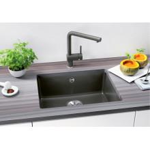 Кухонная мойка Blanco Subline 500-U Ceramic, базальт