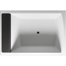 Акриловая ванна Riho Savona 190 BB7900500000000, 190x130 см, слив-перелив в подарок!