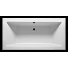 Акриловая ванна Riho Lugo 200 BT0600500000000, 200x90 см, слив-перелив в подарок!