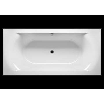 Акриловая ванна Riho Linares 180 BT4600500000000, 180x80 см, слив-перелив в подарок!