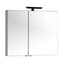 Зеркало-шкаф Aquanet Мадейра 100 дуб кантри 183067