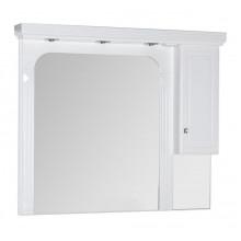 Зеркало-шкаф Aquanet Фредерика 140 00171012